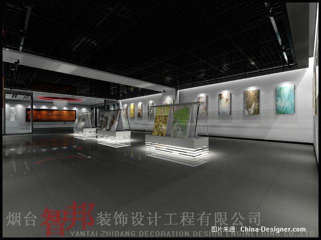 烟台宇辰美术馆-展厅02-烟台智邦室内装饰设计有限公司的设计师家园
