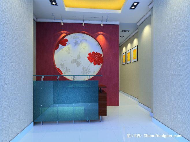 《足浴中心前台》-设计师:张驰.设计师家园-欢迎进入&