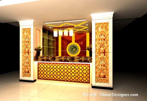 收银台 拷贝-阿祖的设计师家园-红色图片
