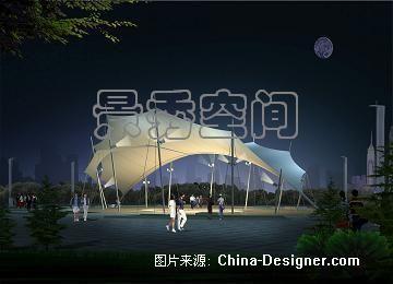 景秀空间膜结构公司