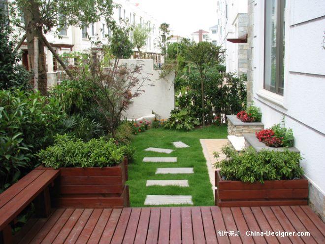 4-自然真相私家庭院景观的设计师家园-欧式