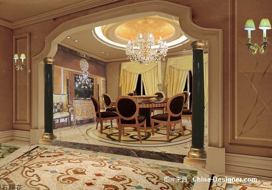 葫芦岛餐厅-张洪滨的设计师家园-奢华
