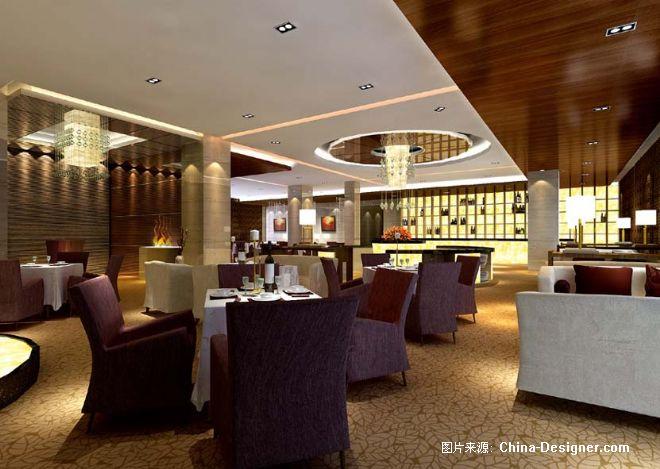 宁波某酒店大堂吧-单侃云的设计师家园-欧式