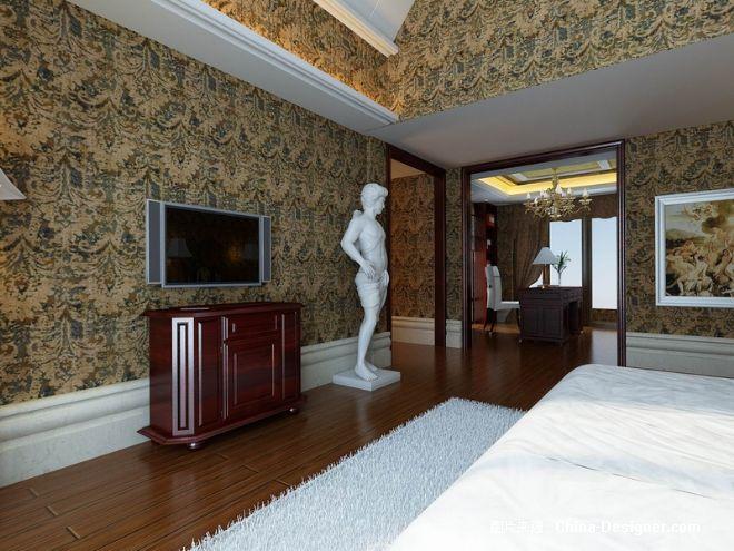 5-品凡室内设计表现的设计师家园-别墅