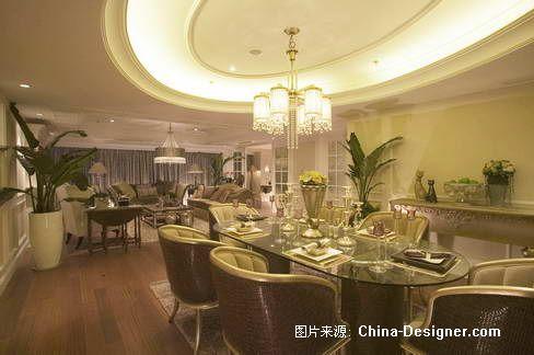 饭厅连客厅-马安稳的设计师家园-餐厅