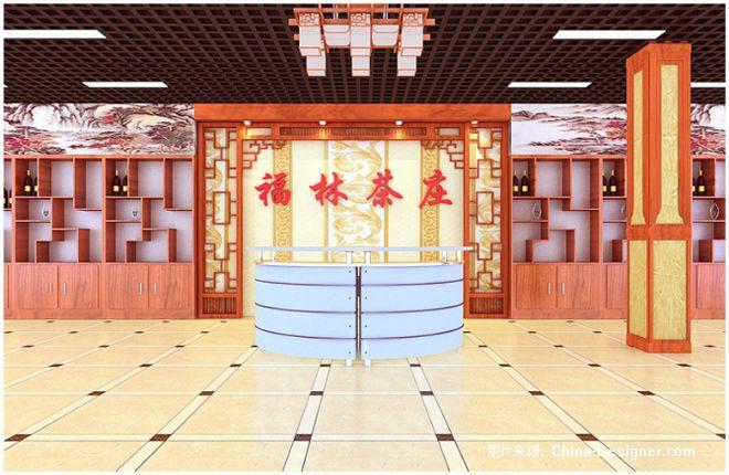 形象墙-程洪强的设计师家园-中式图片