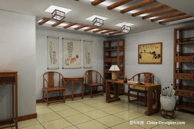画室-赵平的设计师家园-新古典图片