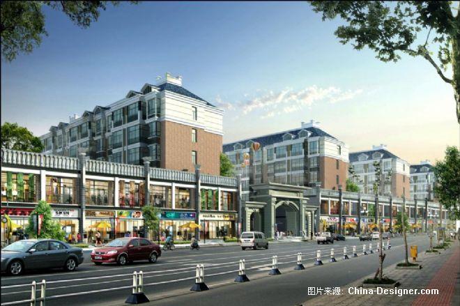 《住宅小区》-设计师:南京构景建筑景观设计有限公
