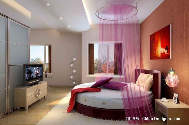 主卧室-邓贤成的设计师家园-现代