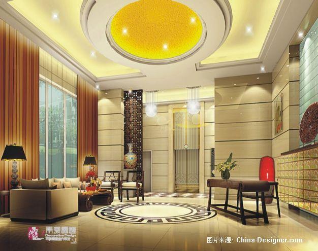 入户大堂-孙燕的设计师家园-现代,中式