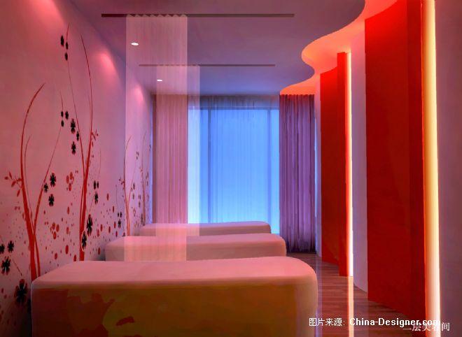 亮点女子美容院-美容室-杨强设计工作室的设计师家园-现代
