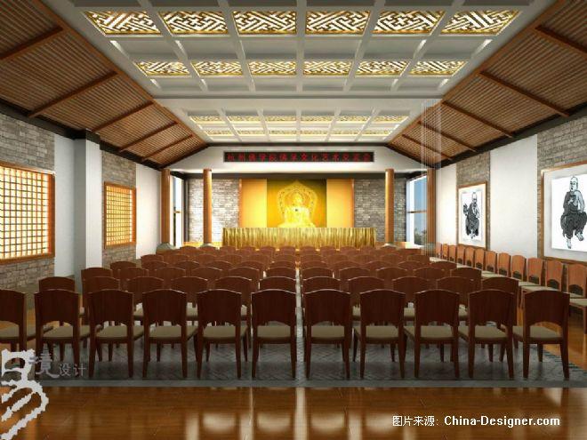 多功能厅-文武的设计师家园-棕色,中式图片