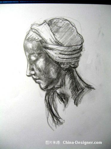 15》-设计师:赵先生.设计师家园-雕塑手绘设计 图