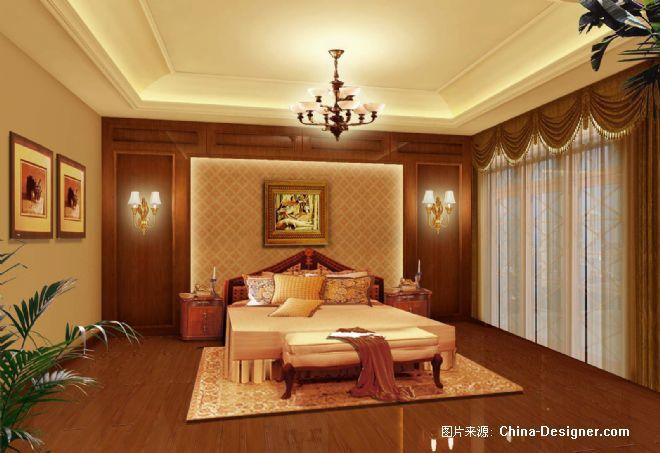 老人房-陈克胜的设计师家园-200万以上图片