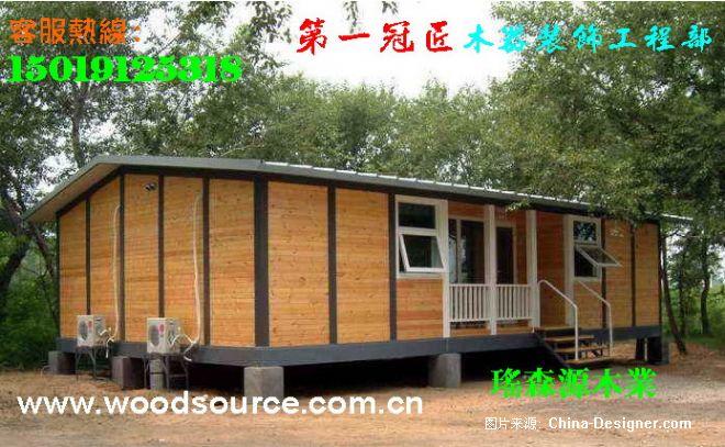 森林小木屋  标签:复式  绿色  沉稳  绚丽  现代  田园       2009