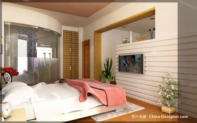 主卧室-任彦东的设计师家园-现代