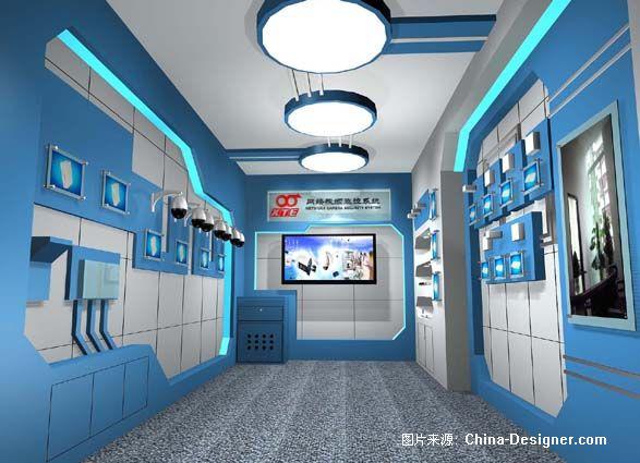 《电子产品展示厅》-设计师:七星鸟