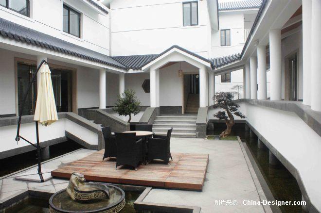 中庭2-蒋缪奕的设计师家园-现代,中式图片