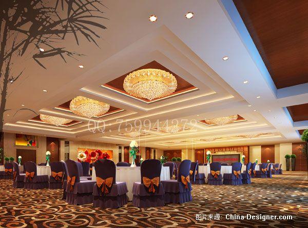 宴会厅-尚孝飞的设计师家园-绚丽,温馨图片