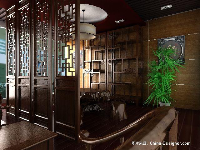 222-郑伟的设计师家园-中式