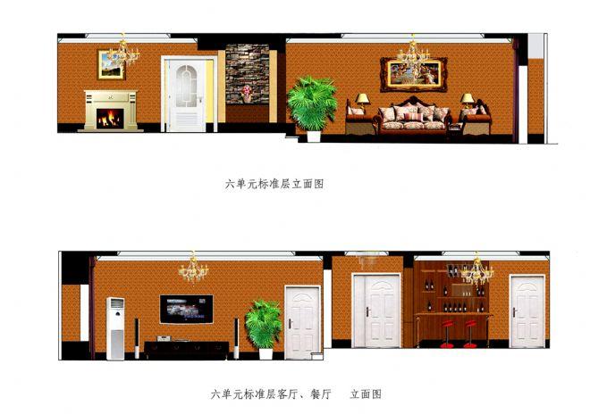 立面图-北京桦木森装饰,园林,景观设计工作室的设计师家园-欧式