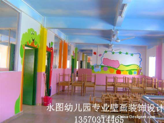 《32》-设计师:南海永图幼儿园壁画绘画装饰设计工程
