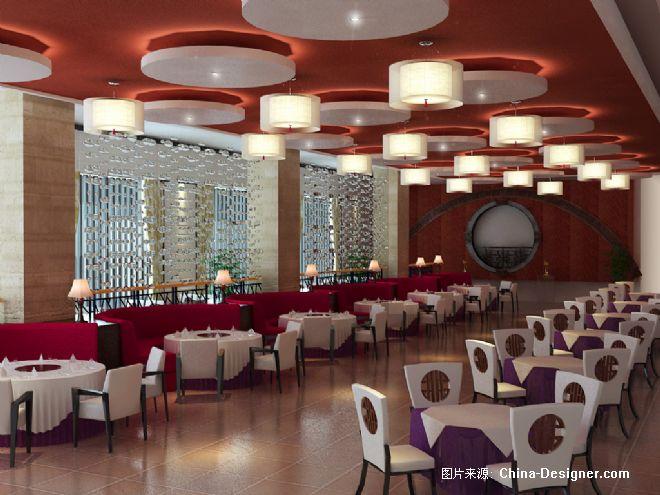 設計師家園-室內設計,效果圖,裝修; 標題: 餐館大廳   餐廳裝修效果