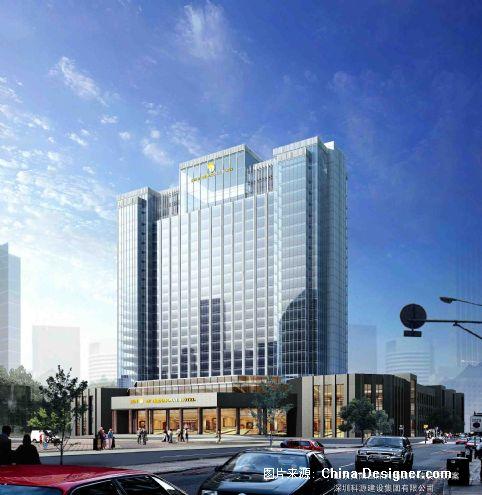 《山东兖州太阳大酒店1》-设计师:张建伟