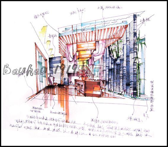 校园厕所设计手绘图分享展示
