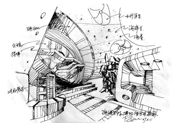 海洋2-年江的设计师家园:::中国建筑设计集团-年江-与