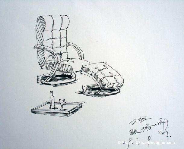 沙发单体-张培顺的设计师家园-现代