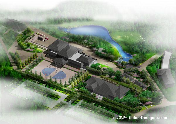 北京银泰鸿业高尔夫绿化-meing的设计师家园-现代,田园图片