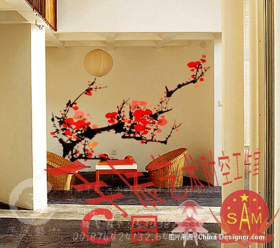 郑州手绘墙-郑州墙绘壁画墙体彩绘设计公司的设计师家园-郑州手绘墙