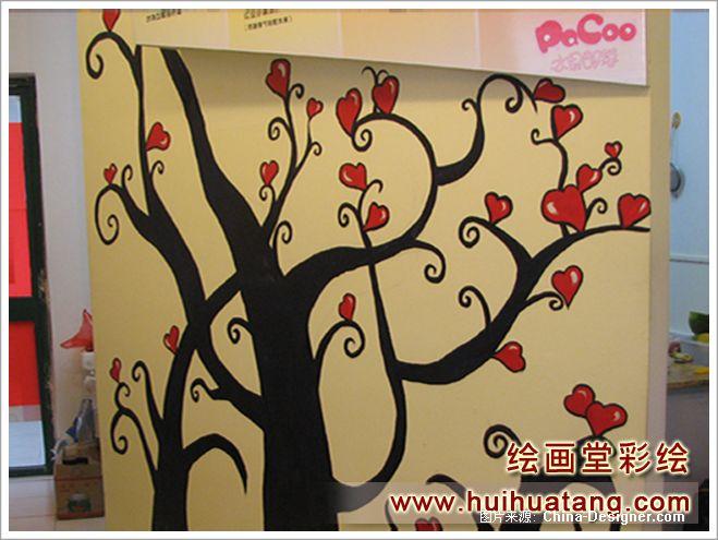 苏州手绘/壁画/涂鸦/苏州绘画堂彩绘工作室