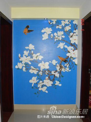 长沙手绘墙 炫彩墙绘公司