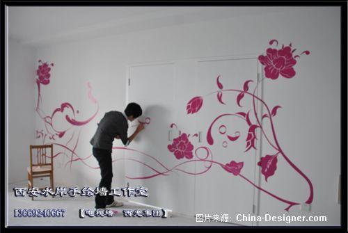 安水岸手绘墙工作室