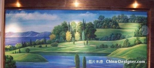 长沙大画家 墙体彩绘