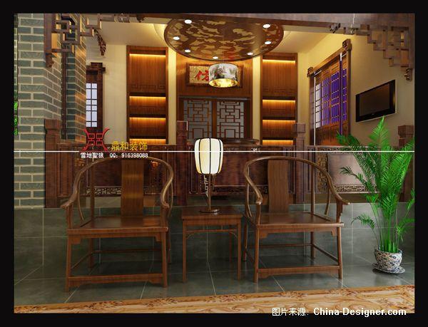 宜兴中堂别墅餐厅-张宽玉的设计师家园-餐厅