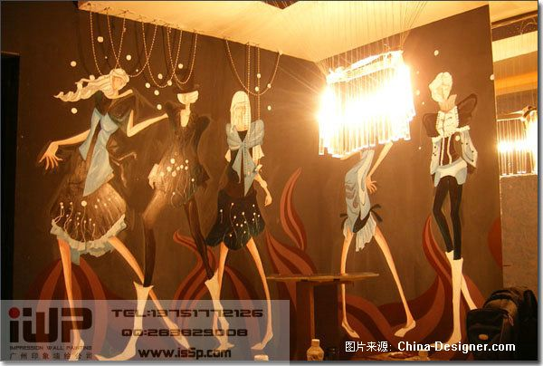 广州墙画,广州手绘墙,广州墙绘