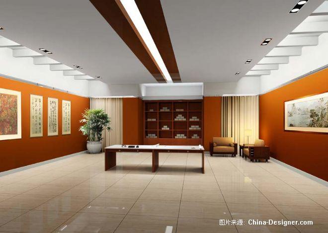 画室展厅-张如辉的设计师家园-现代图片