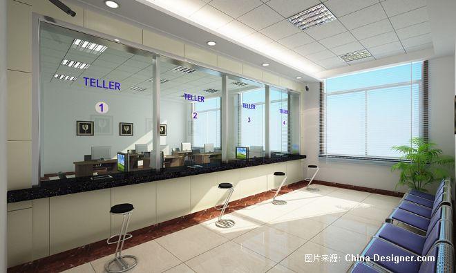 财务室-张元鹏的设计师家园-办公室