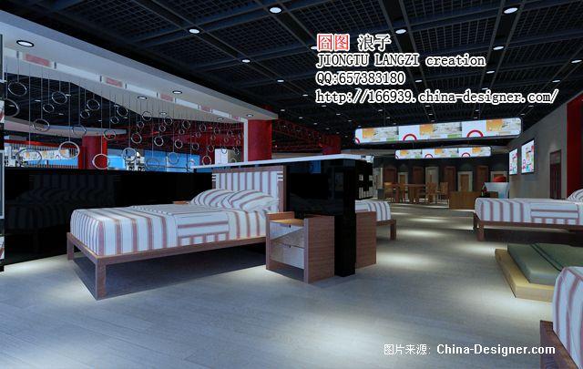 木材厂展厅7-樊华的设计师家园-展厅