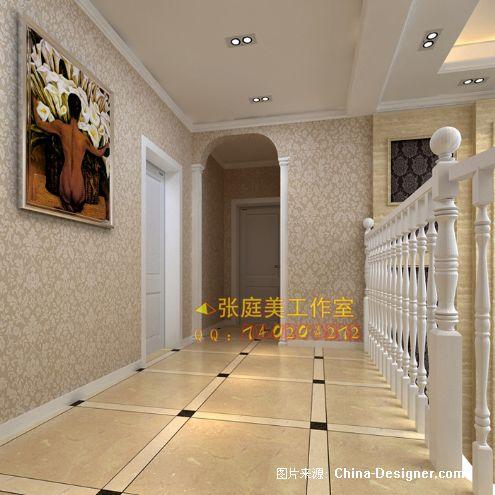 二楼门廊6-张庭美的设计师家园-欧式