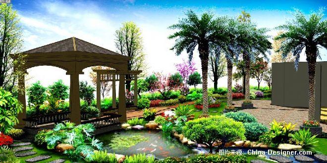 重庆伟枫园林设计有限公司的设计师家园