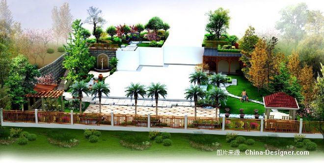 5 重庆伟枫园林设计有限公司的设计师家园 重庆伟枫园林设计有限公司