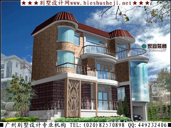 农村别墅图 洪工的设计师家园 广州别墅设计 洪工 中国建筑与室内设计