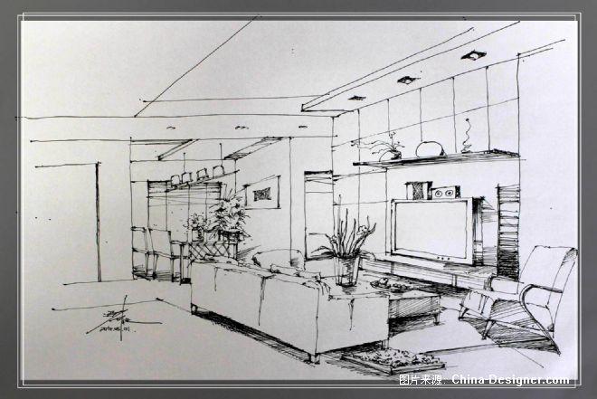 手绘八-冯丙银的设计师家园-灰色