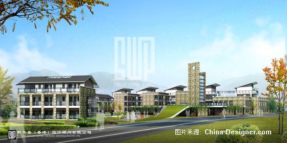 北川养老院中标方案-透视-斯韦普(香港)设计顾问有限公司的设计师家园图片