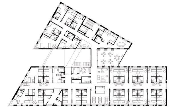 1-成都福利院装修老年人活动中心装修的设计师家园