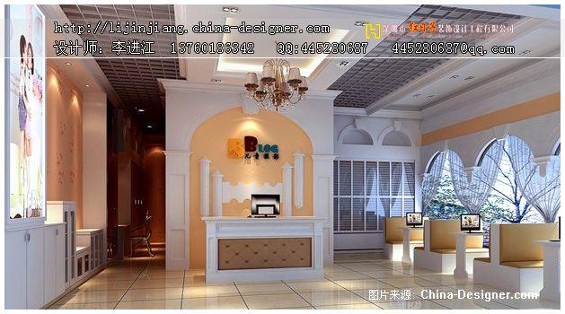 婚纱摄影效果图-李进江的设计师家园-欧式